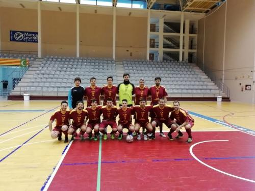 Equip de Futbol sala